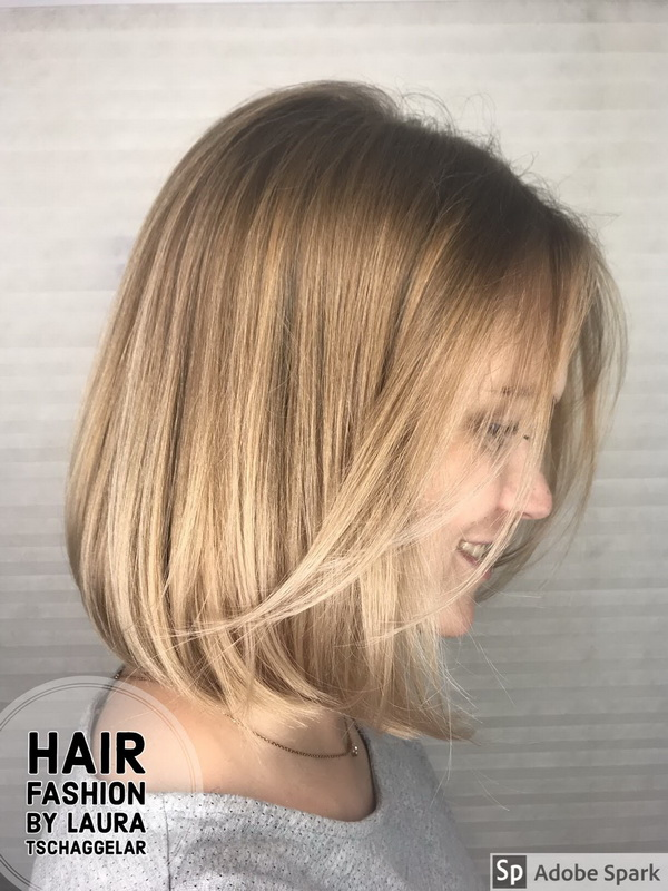 Long Bob Naturel Color